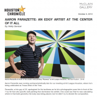 October 2012 Houston Chronicle