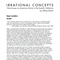 Irrational Concepts