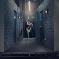 Julia Fullerton-Batten's Series, The Act, Featured in Interview Magazine