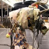 Lavar Munroe in Prospect.4 Reviewed by Art in America
