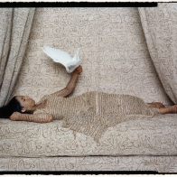 Lalla Essaydi at the San Diego Museum of Art