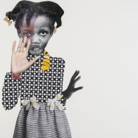 Deborah Roberts and Aida Muluneh at Untitled San Francisco Highlighted by Forbes