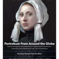 Hendrik Kerstens Featured on the Cover of SF Arts Monthly