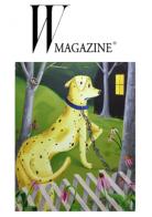 Nikki Maloof in W Magazine