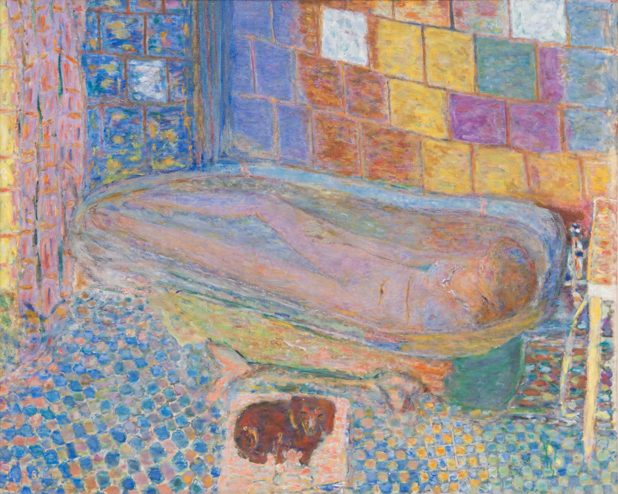Reference Material: Nude in Bathtub