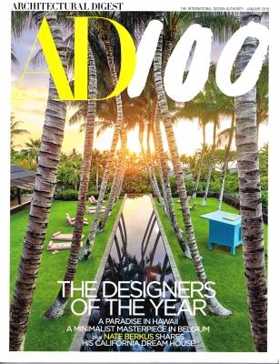 AD 100 Cover