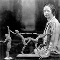 Harriet Whitney Frishmuth (American, 1880 - 1980)
