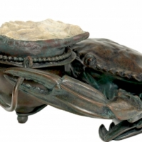 Crab Inkwell