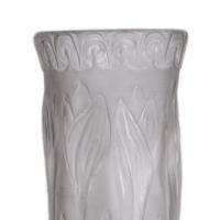 Carved Cameo Vase