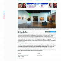 Where Magazine: Bivins Gallery