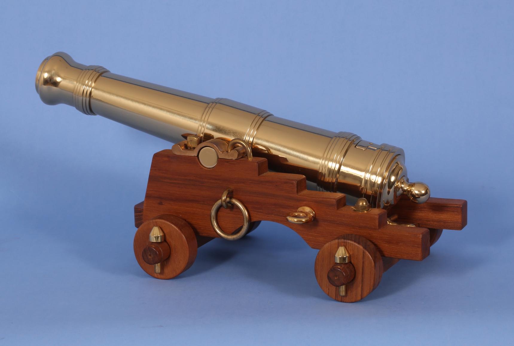 Herreshoff 10GA Saluting Cannon by Bellmore & Johnson