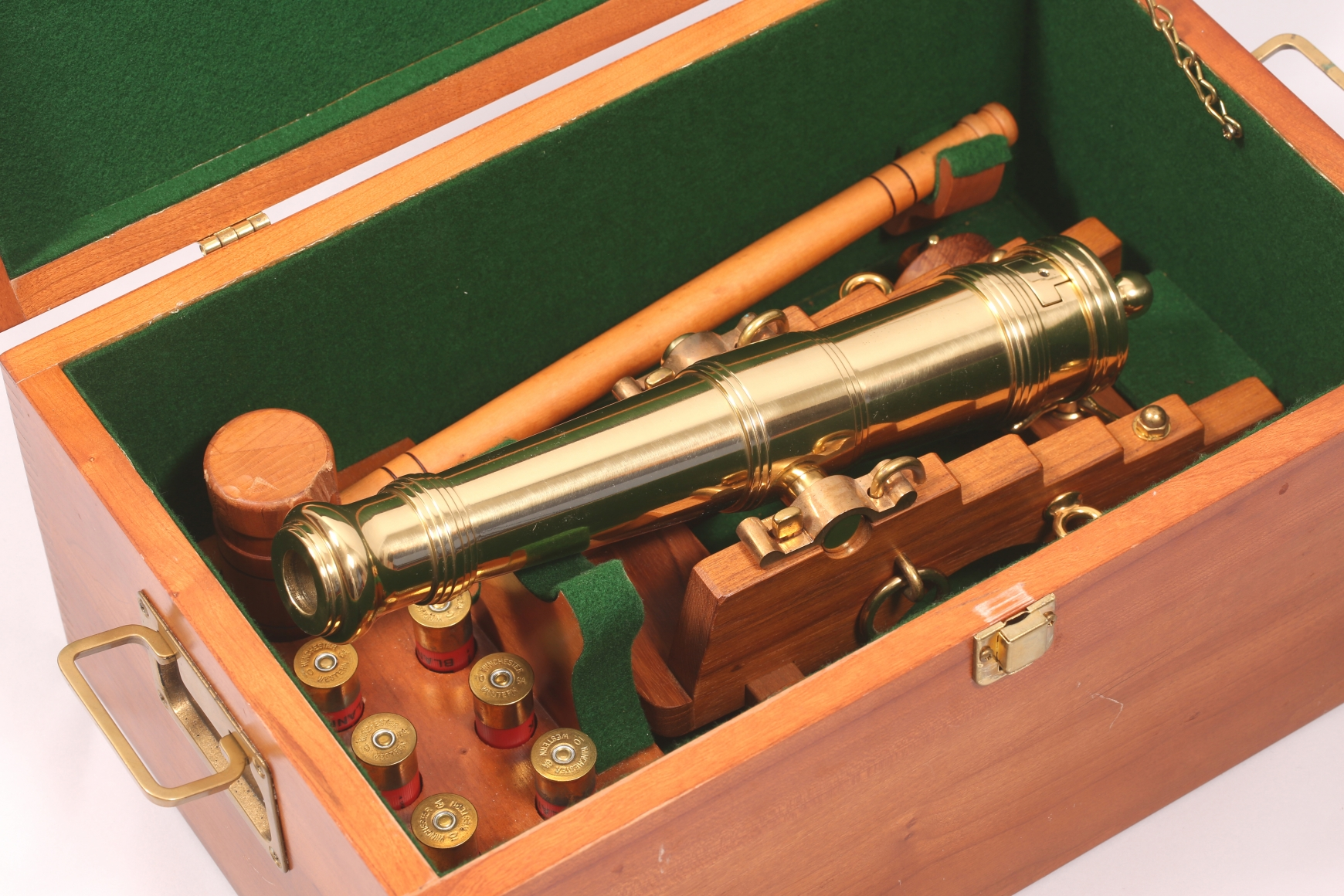 Herreshoff 10GA Saluting Cannon by Bellmore & Johnson - Inventory