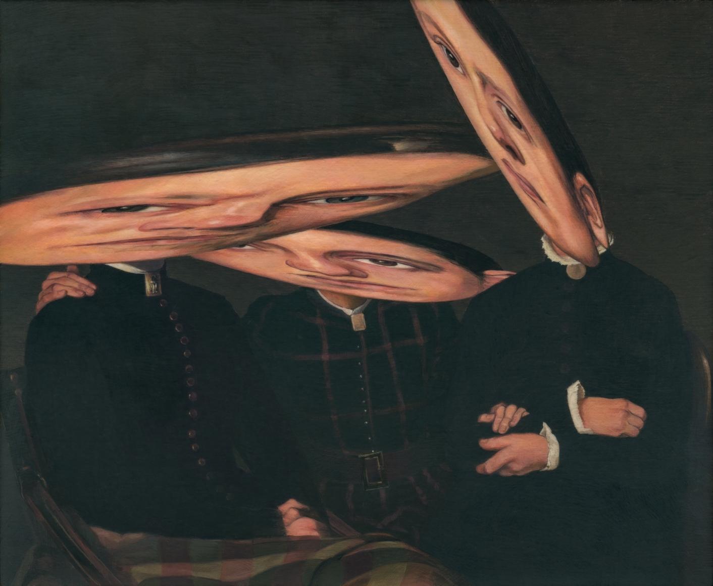 ADAM MYSOCK - Artists - JONATHAN FERRARA GALLERY