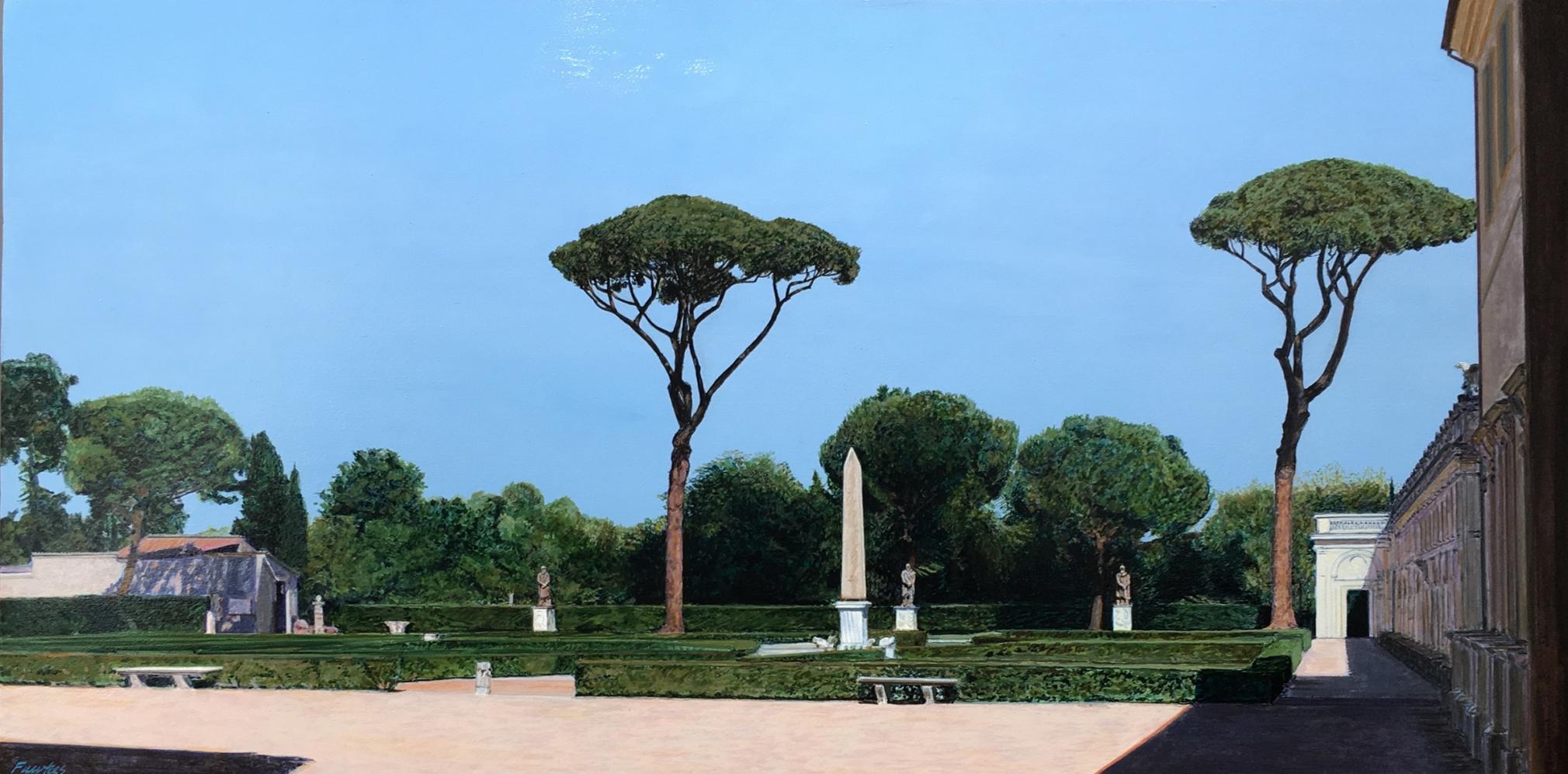 Schifanoia Villa A Roma