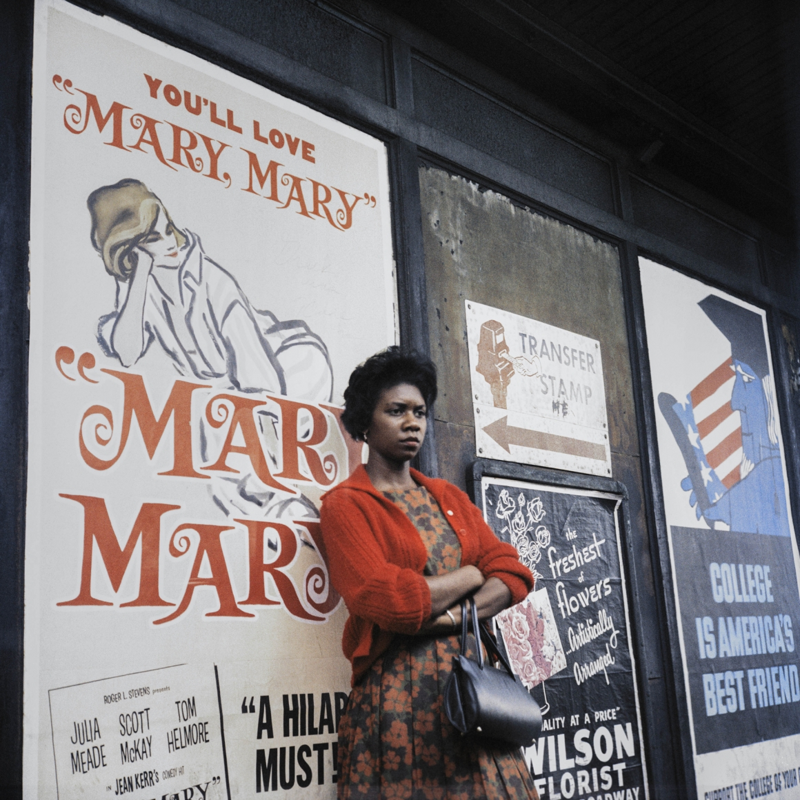 Vivian Maier: The Color Work — Howard Greenberg Gallery