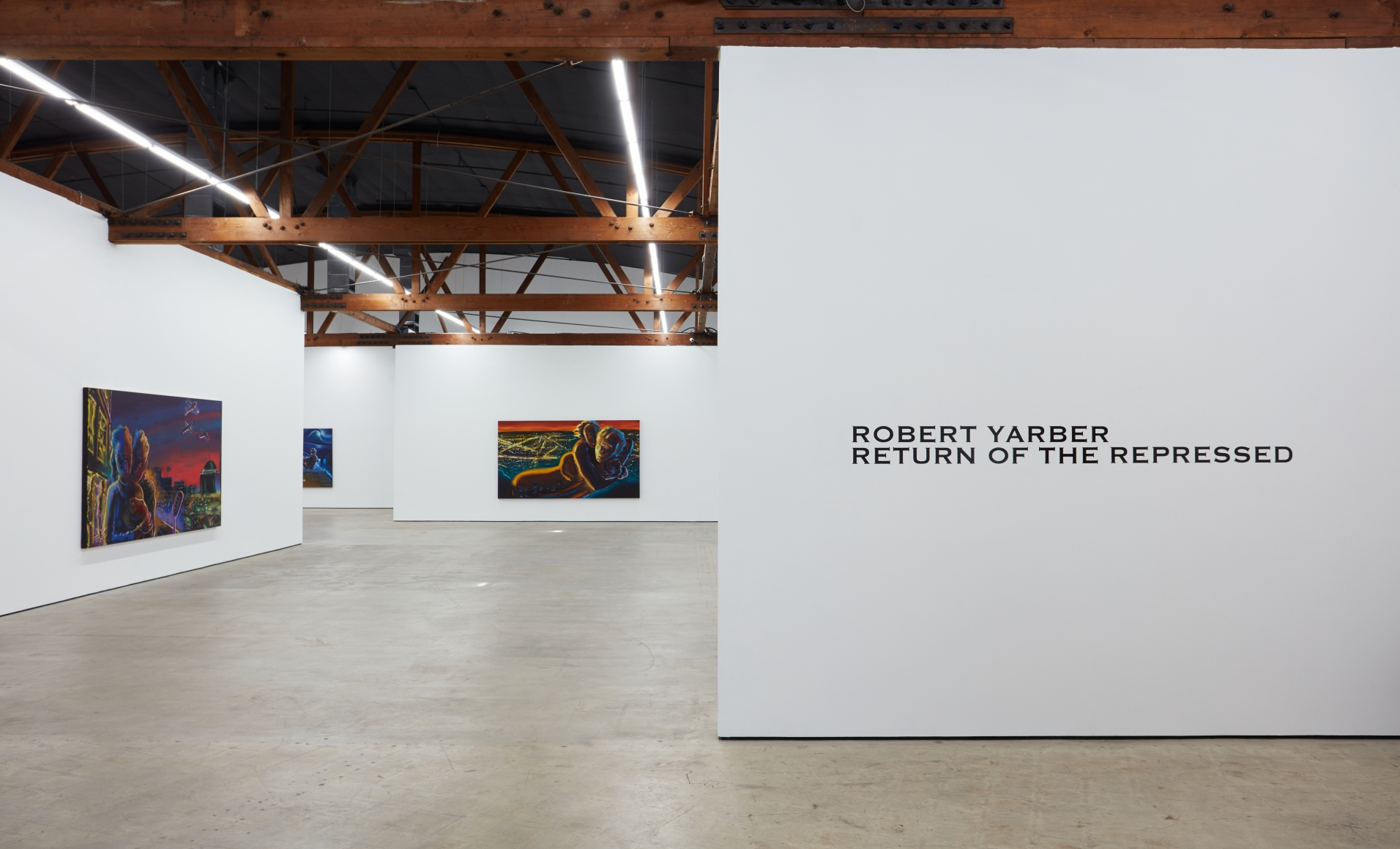 Robert Yarber Return Of The Repressed Exhibitions
