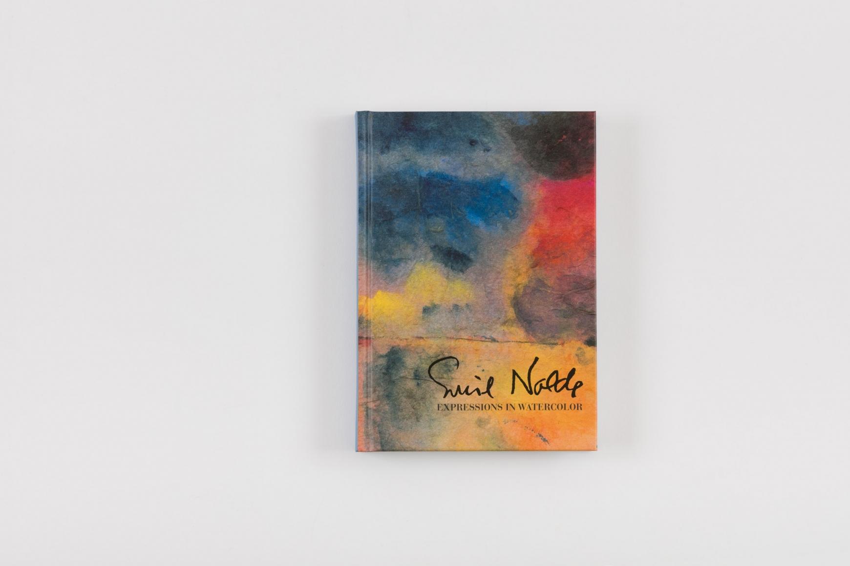 Emil Nolde: Expressions in Watercolor - Books & Editions - Van Doren ...