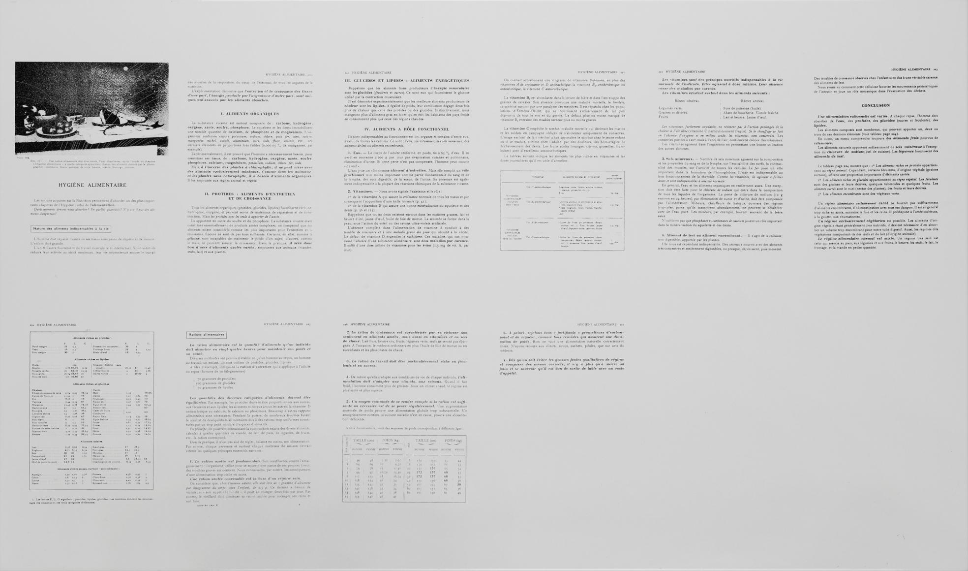 Bernar Venet - Atelier A - Works - Demisch Danant