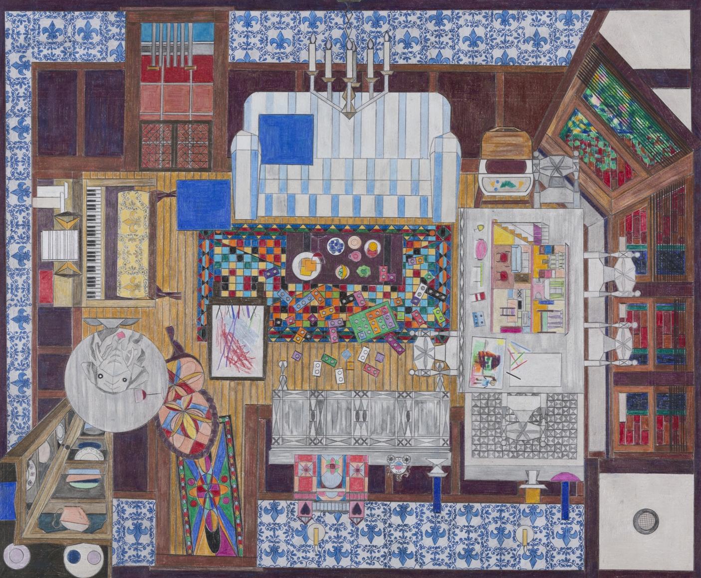 Ann Toebbe Artists The Tibor De Nagy Gallery