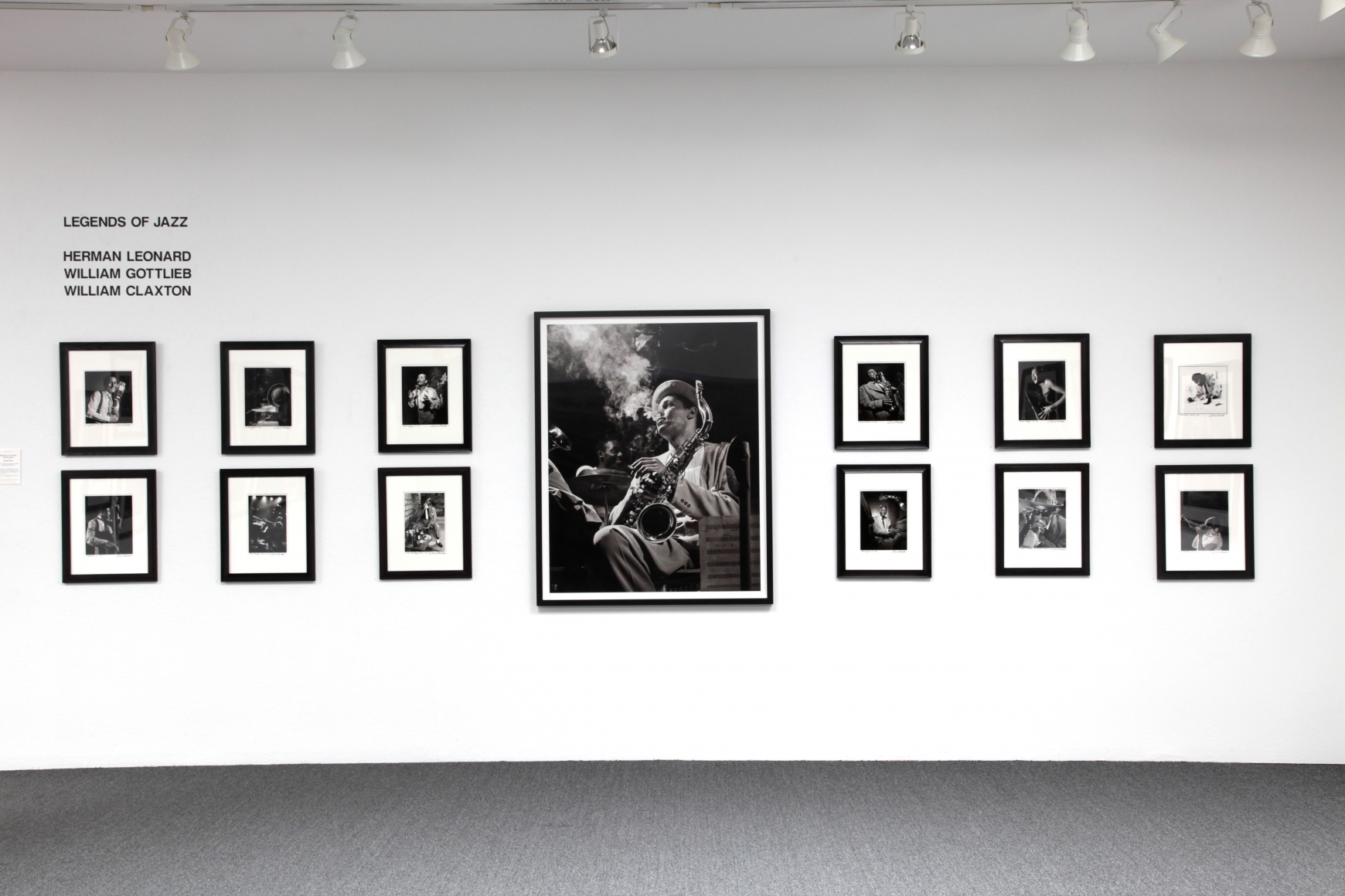 Legends of Jazz Photography - Exhibitions - Fahey Klein Gallery