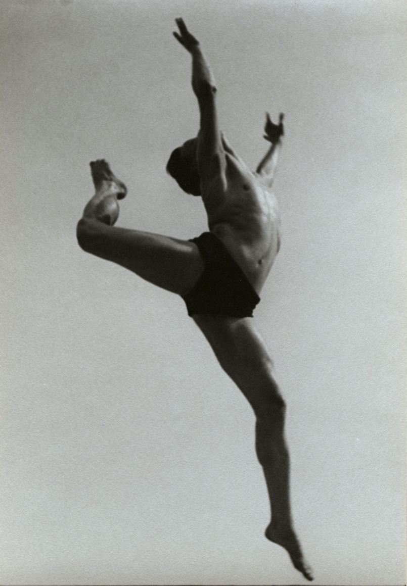 Ilse Bing, Dancer, Willem Van Loon, Paris, 1932