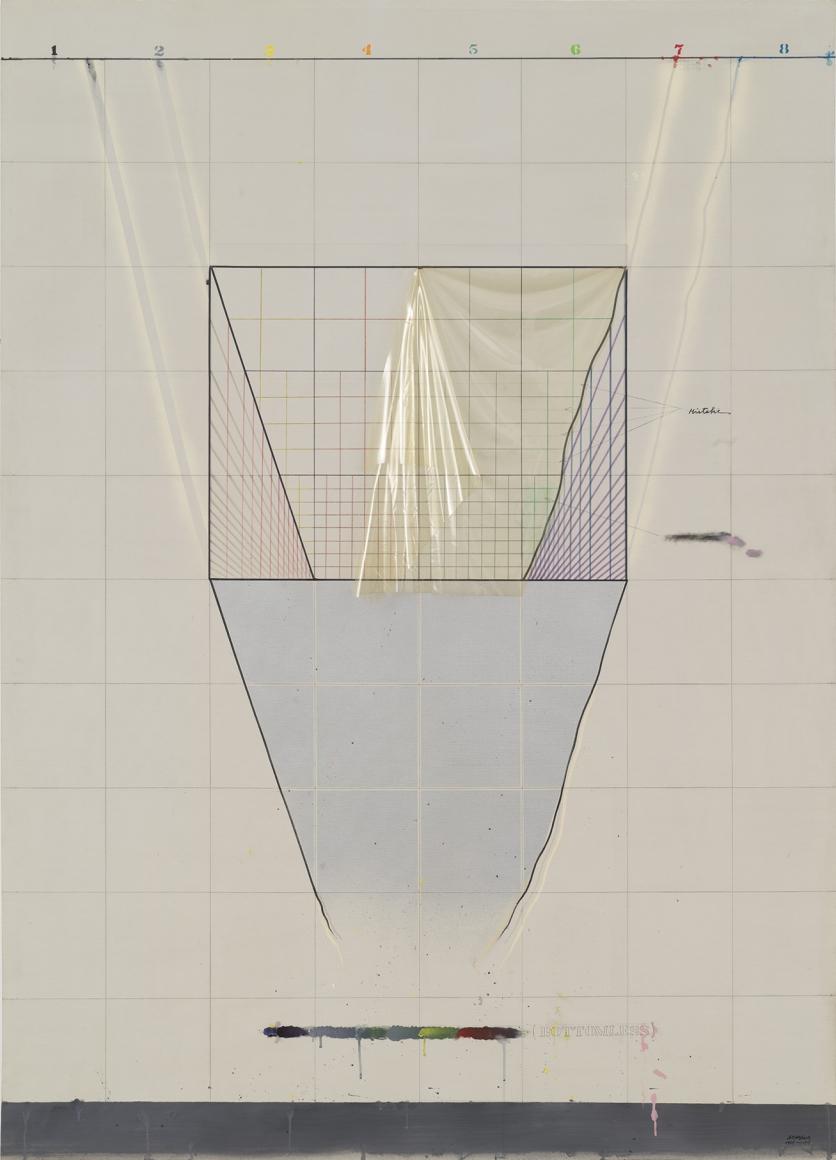 Arakawa, The Communicating Vases, 1964-65