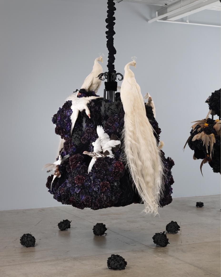Petah Coyne - Artists - Galerie Lelong
