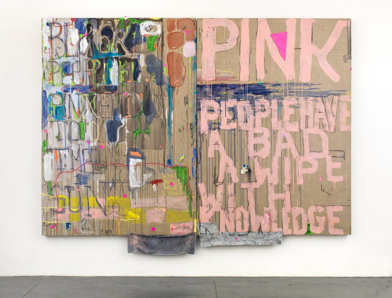 Pope L - Artists - Mitchell-Innes & Nash