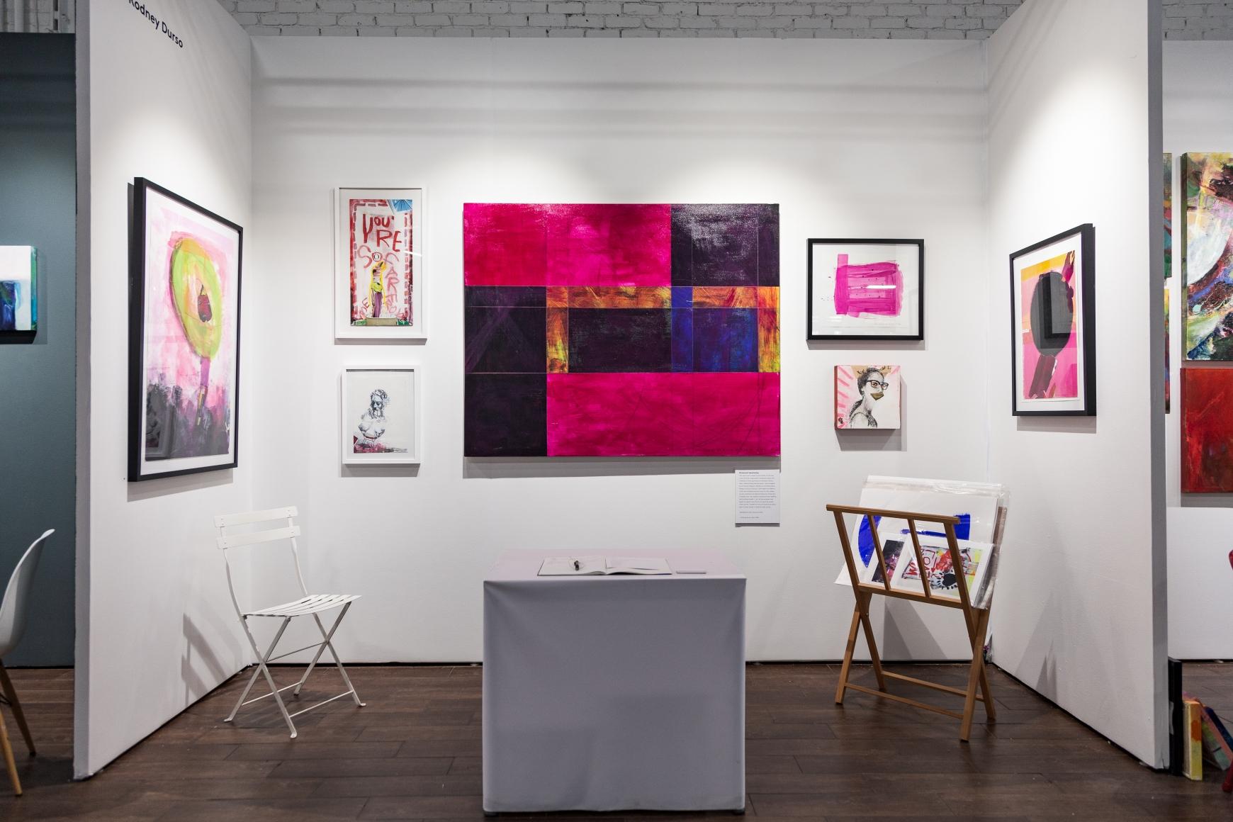The Other Art Fair New York Exhibitions Fairs Rodney Durso