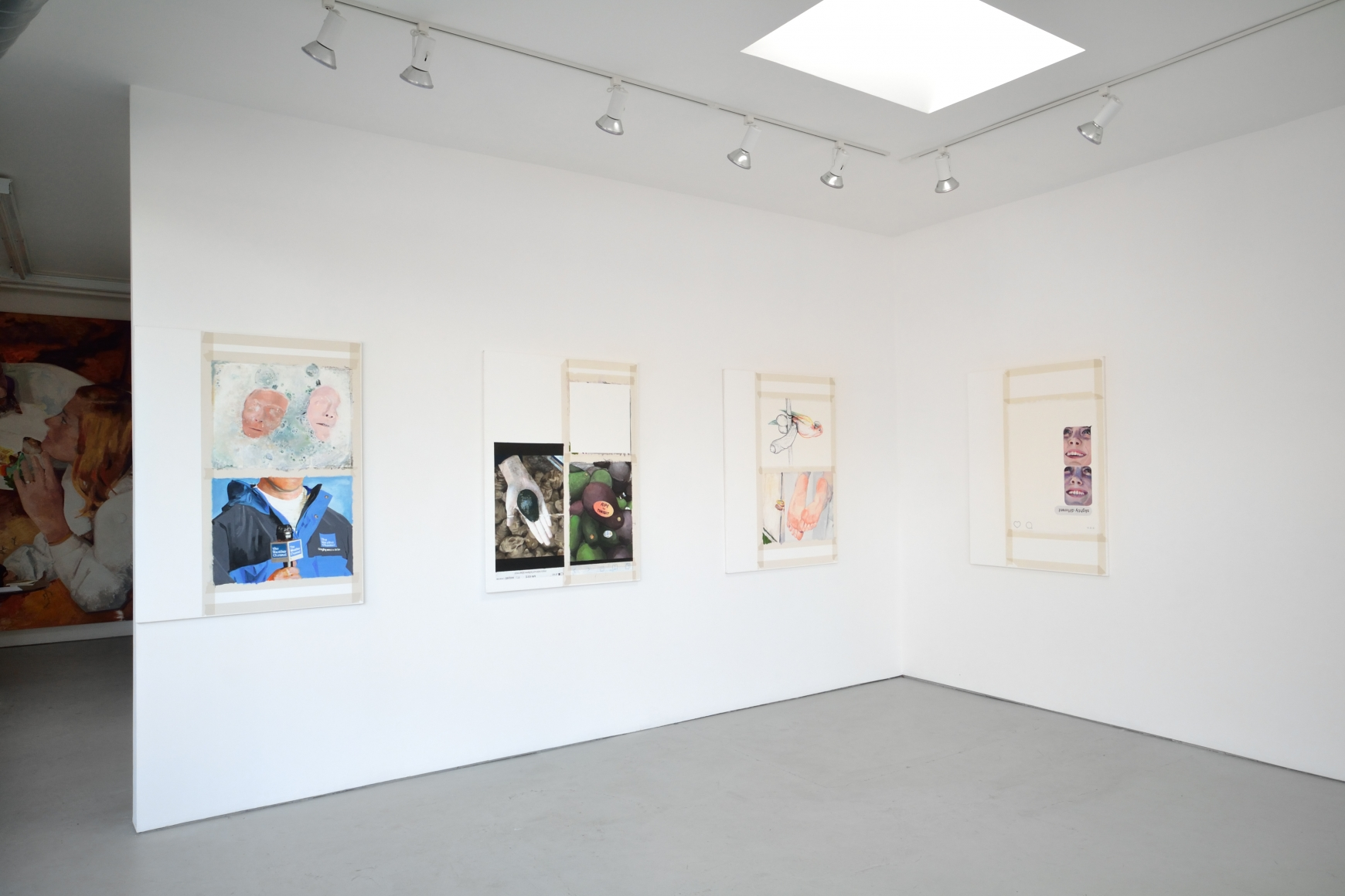 Installation view Impressions