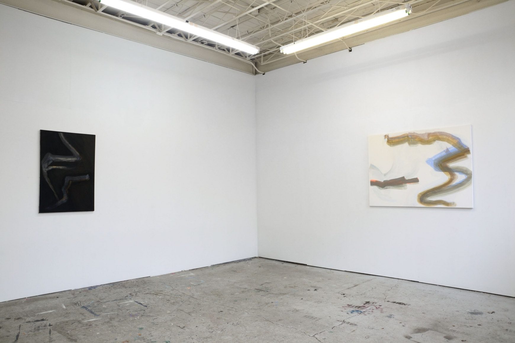 Installation View VV