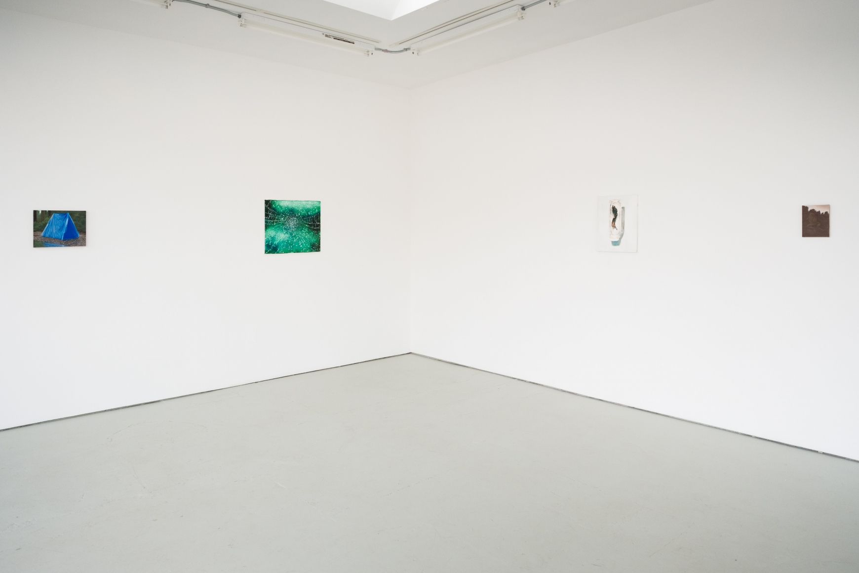 Installation view, A Good Day to Die