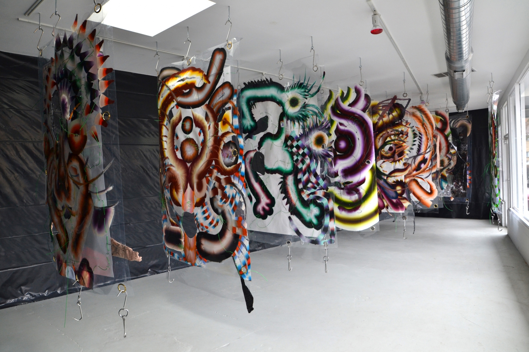 Installation view KAYA IV