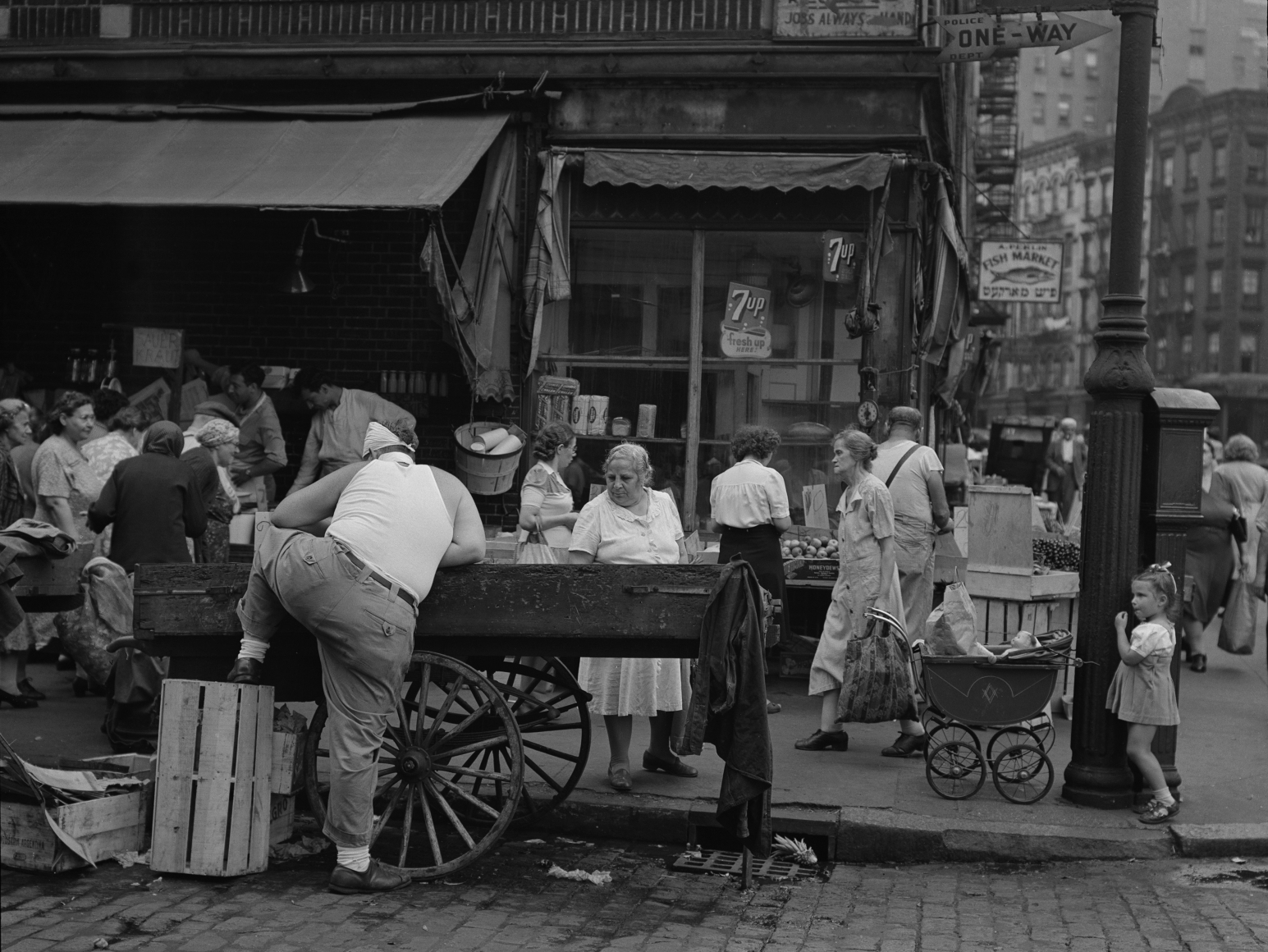 New York: 1946-1959 - Archive - Todd Webb Archive