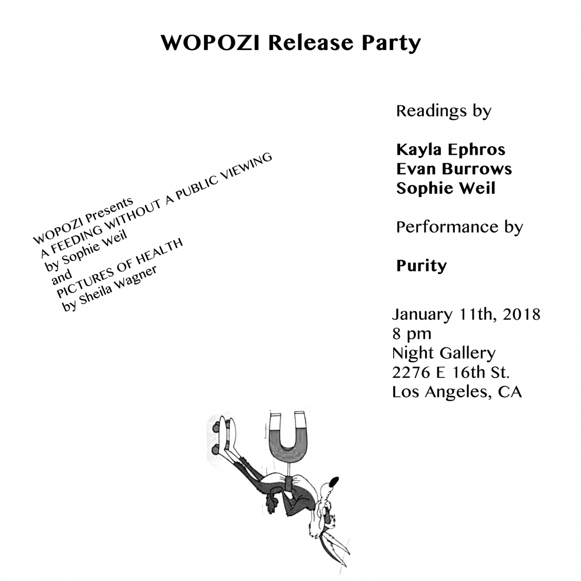 WOPOZI Release Party