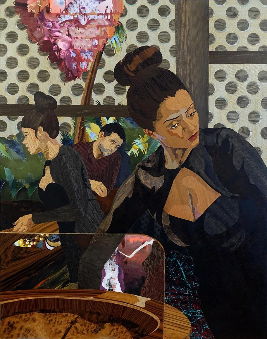The Backwards Forward Alison Elizabeth Taylor Exhibitions