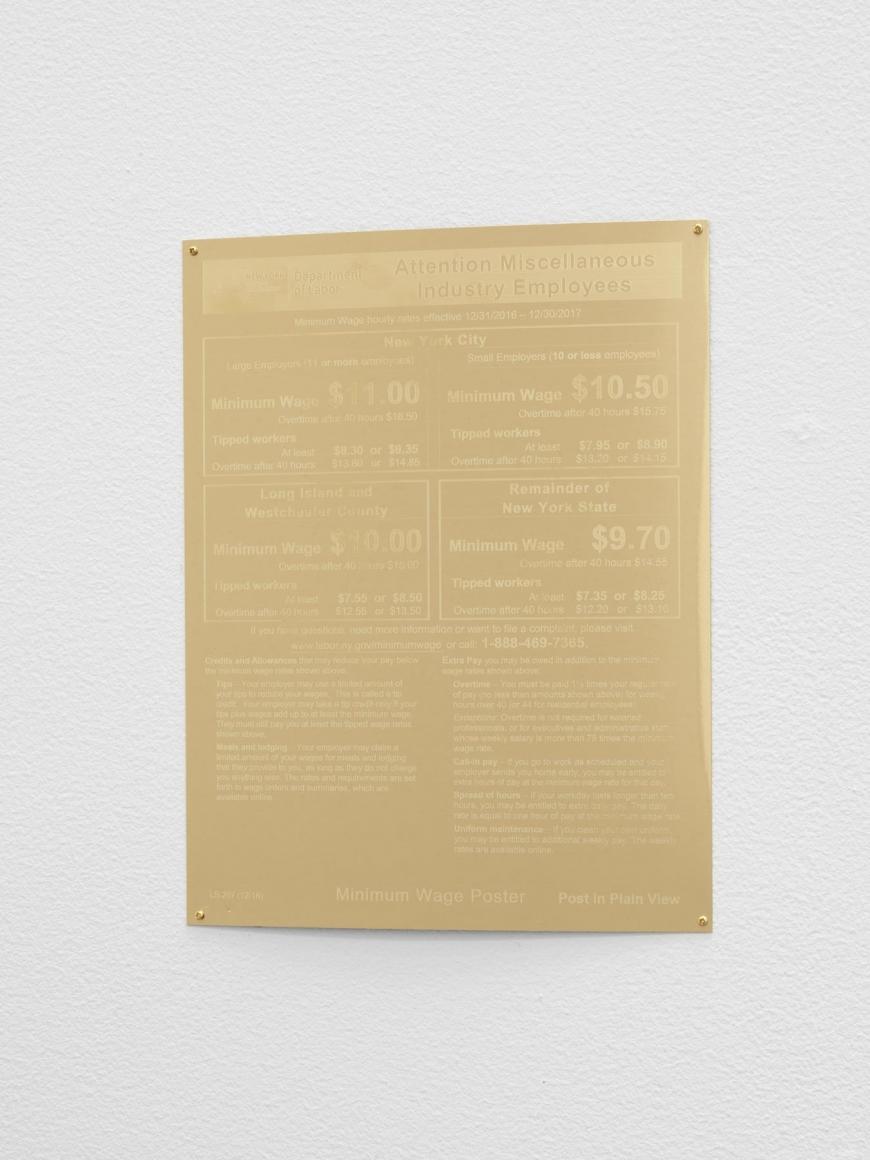 Open Source Walead Beshty Exhibitions Petzel Gallery
