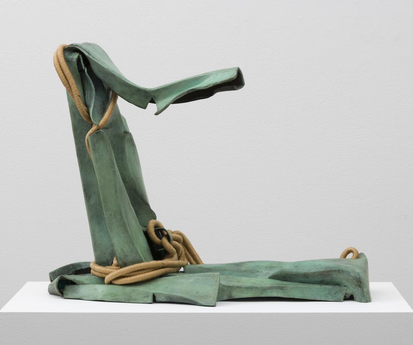 Barbara Chase-Riboud, La Musica Archeological, 2003