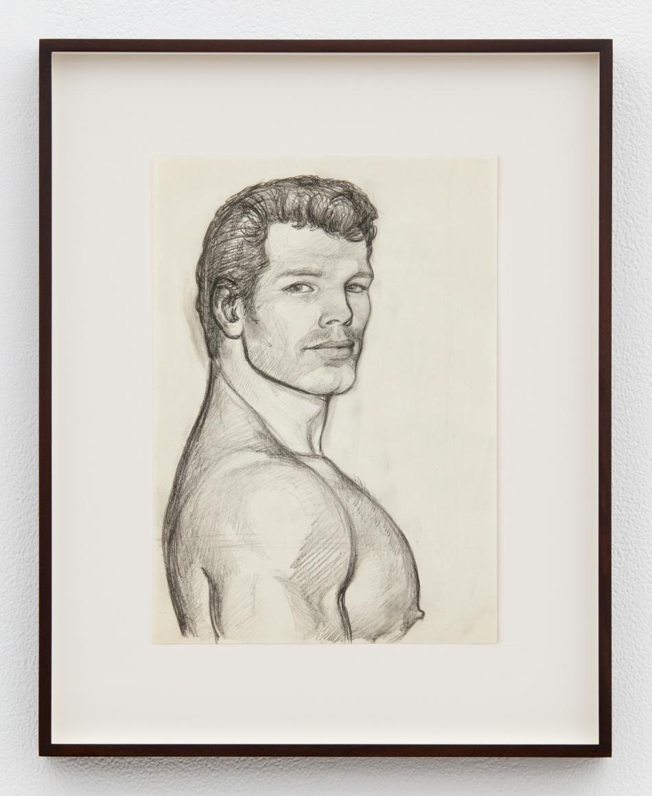 Tom Of Finland Artist David Kordansky Gallery