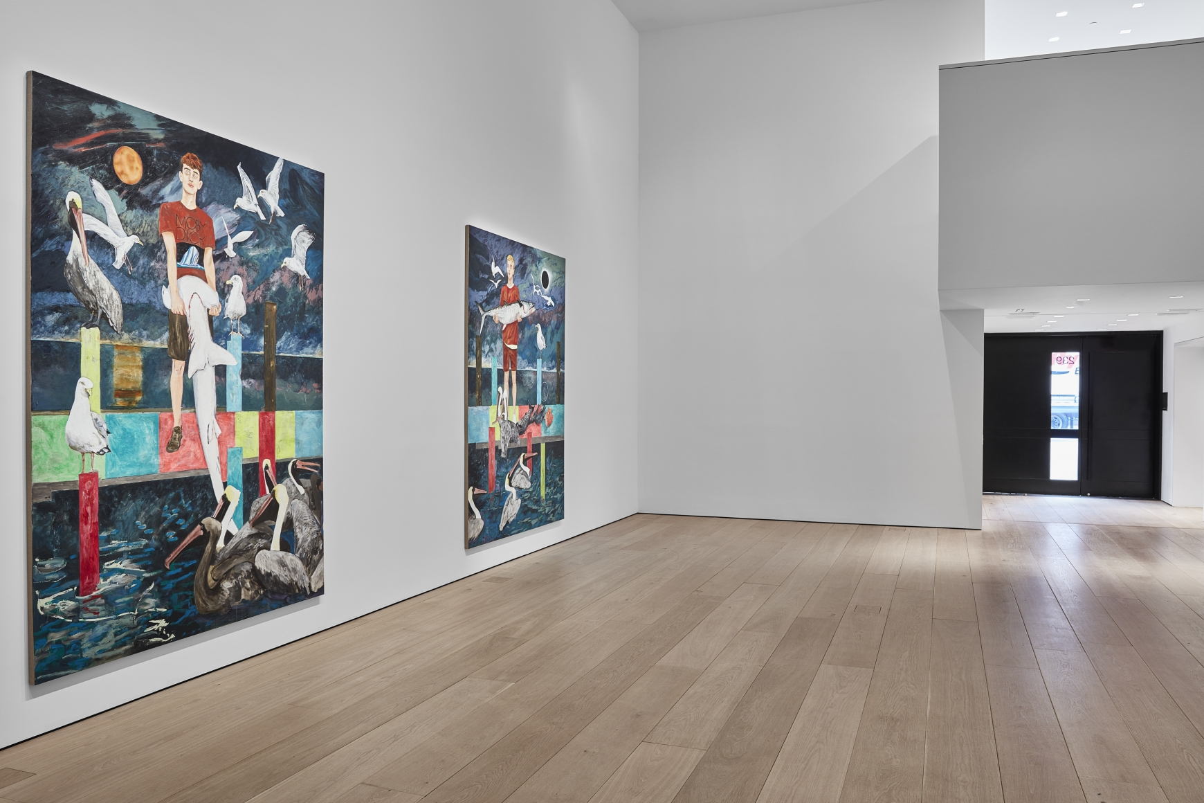 Hernan Bas, TIME LIFE  Installation view 6