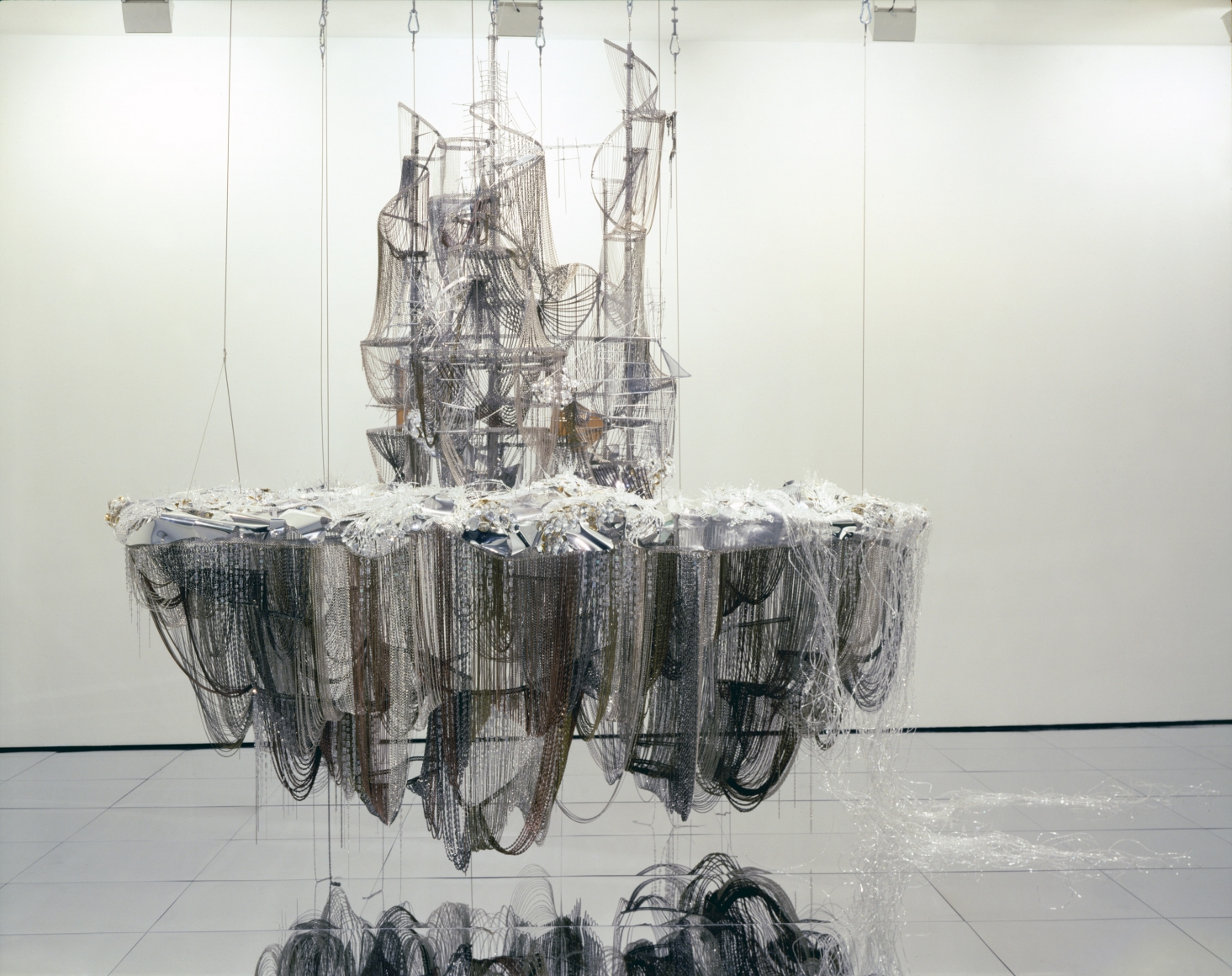 LEE BUL After Bruno Taut (Negative Capability), 2008