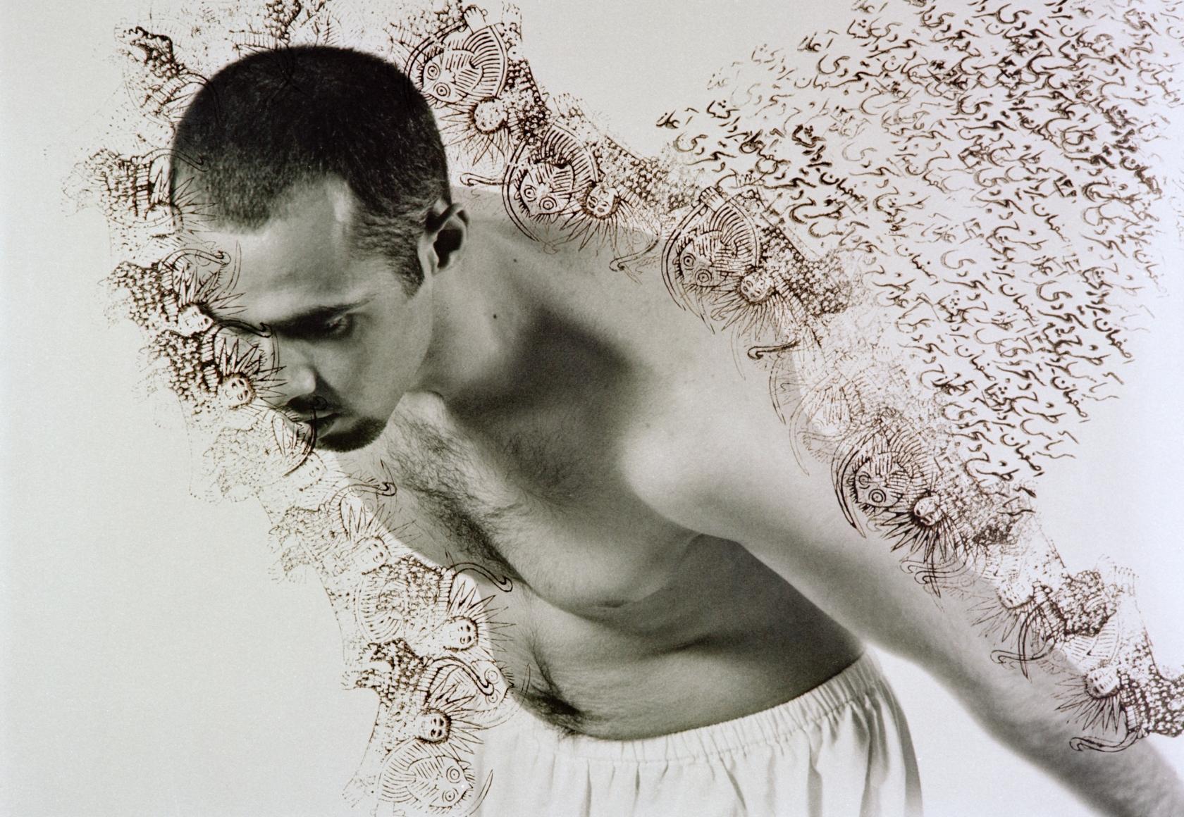 SADEGH TIRAFKAN, Body Curves, 2003