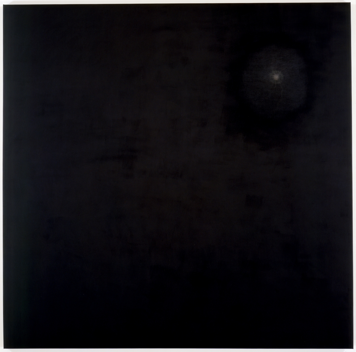 SHIRAZEH HOUSHIARY, Black light, 1998