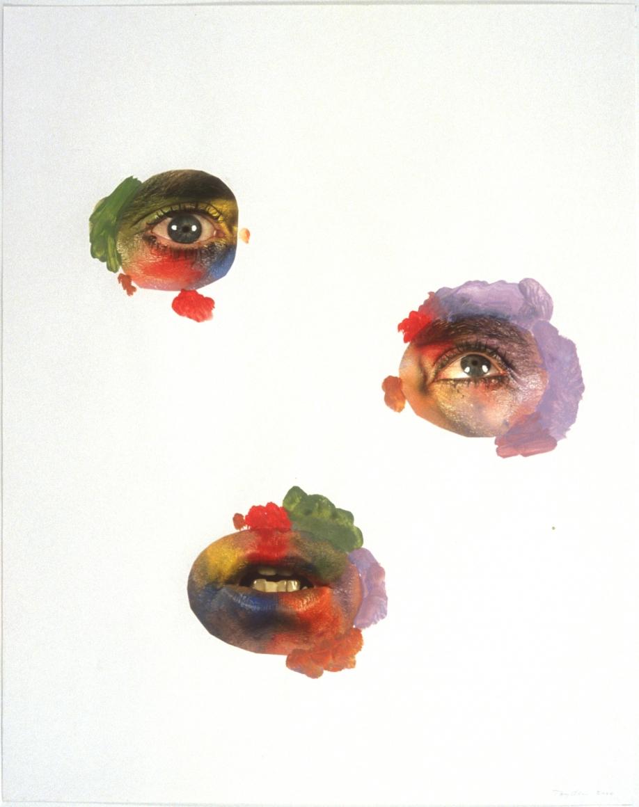 TONY OURSLER, Bla, 2004