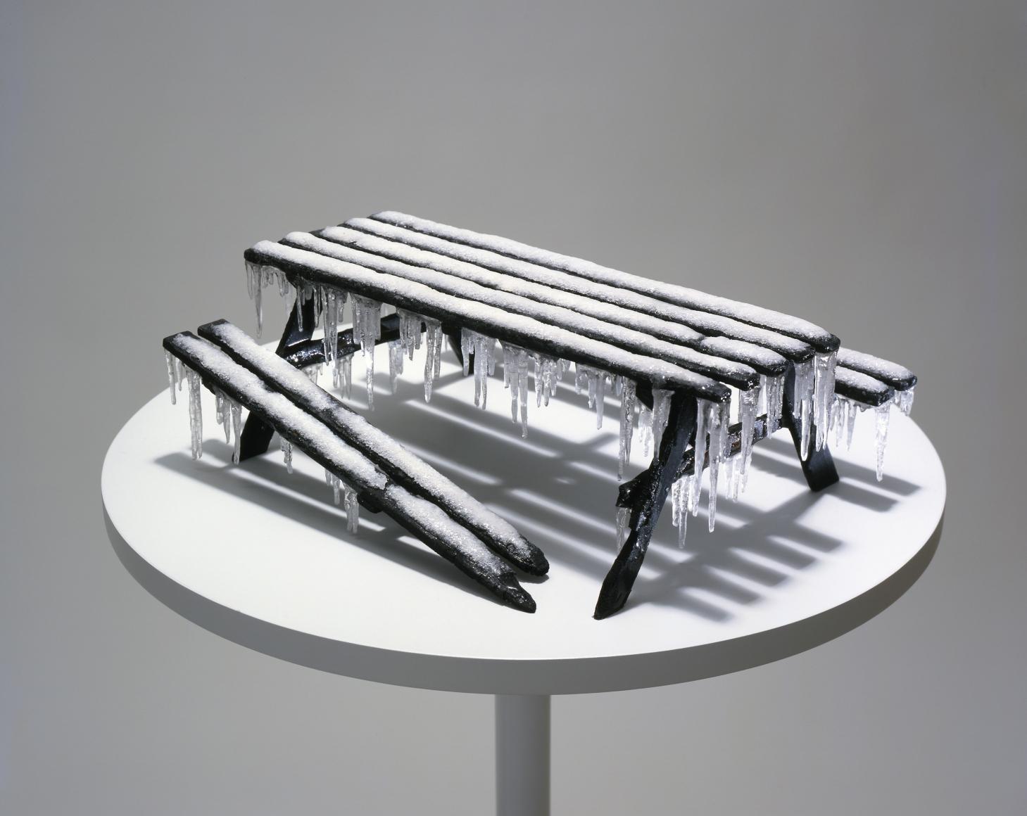 VINCENT MAZEAU, Model for Solitude, 2005