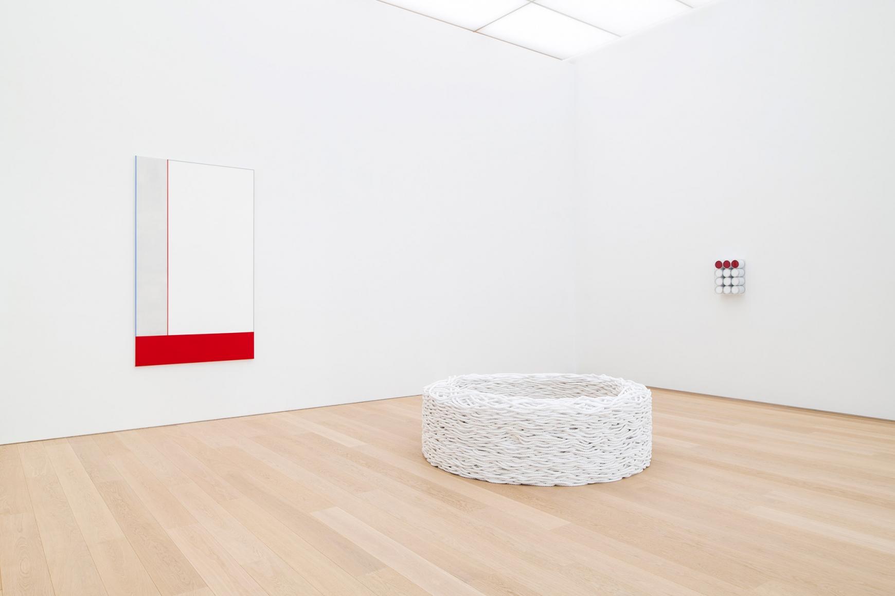 LIZA LOU, Continuous Mile (White), 2006–2008