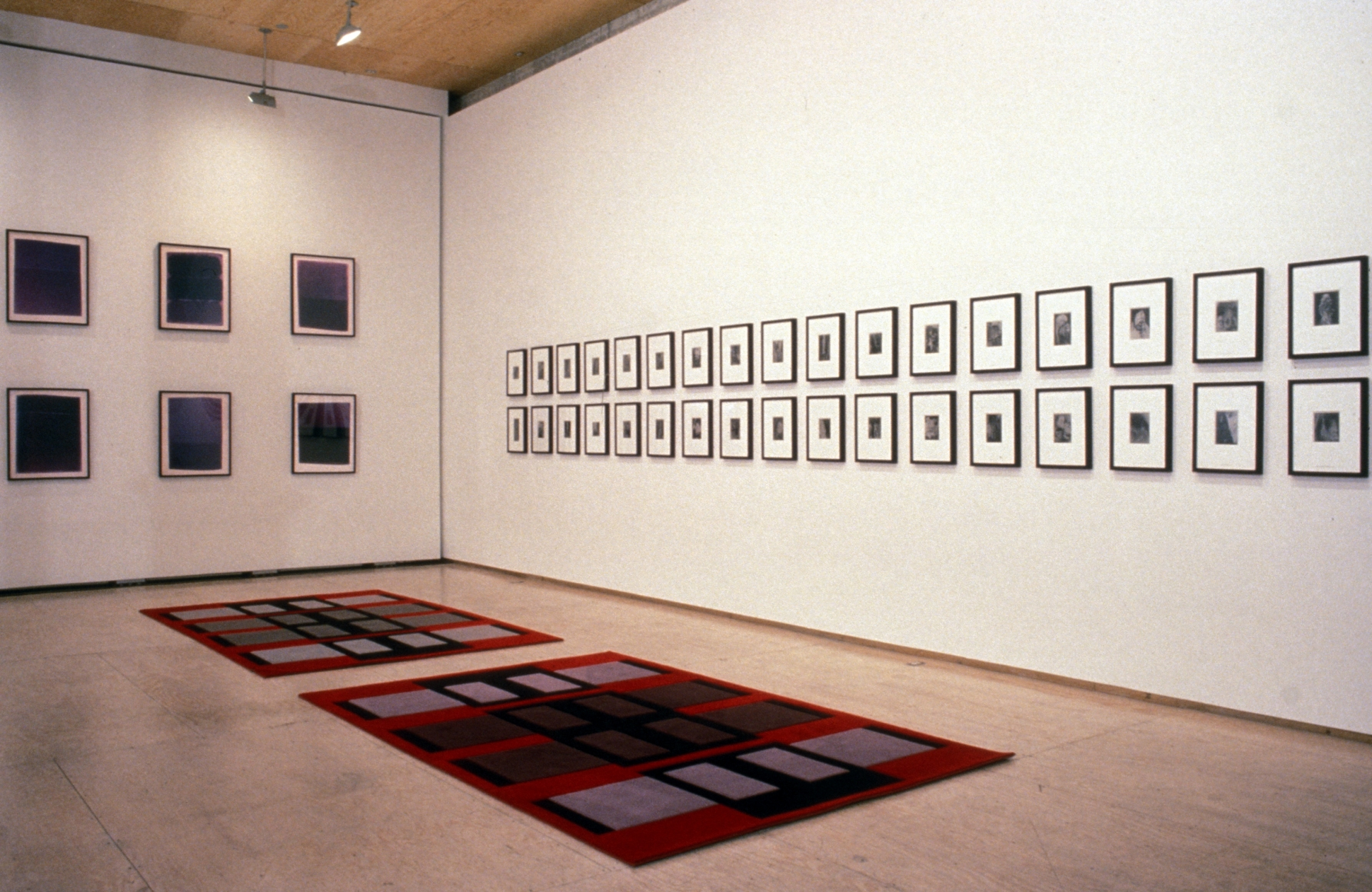 Patrick Painter Editions installation view 1