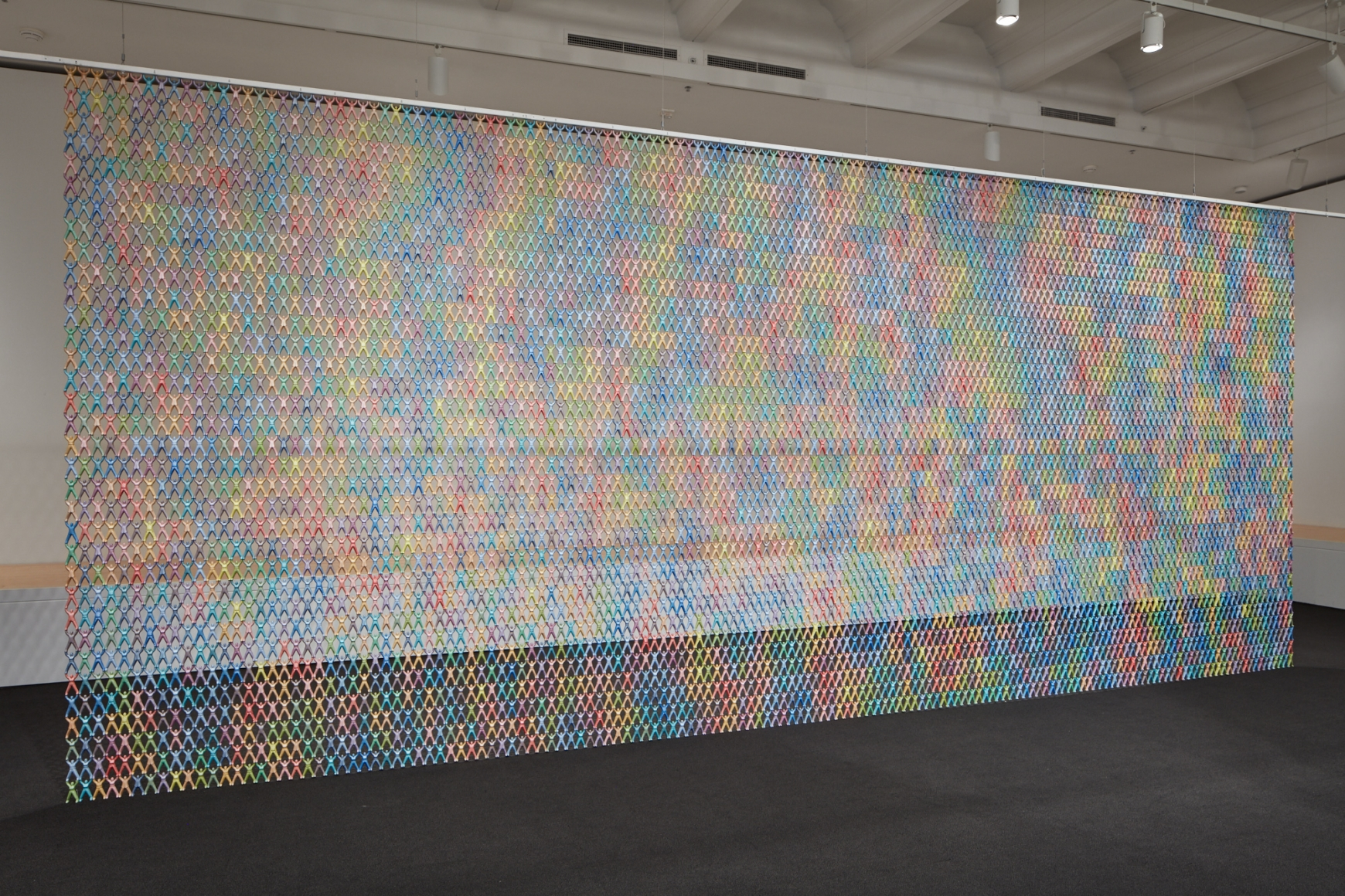 DO HO SUH, Screen, 2005