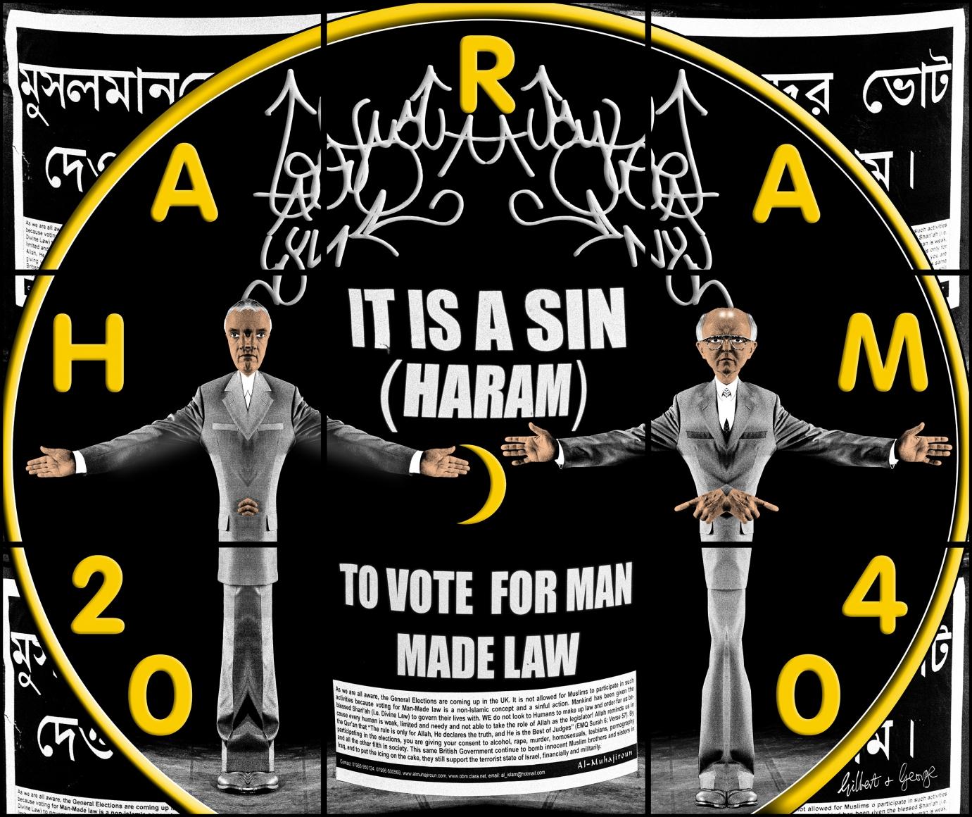 """æ¯""""利·æŸ¥çˆ¾è¿ªæ–¯ Haram, 2004"""