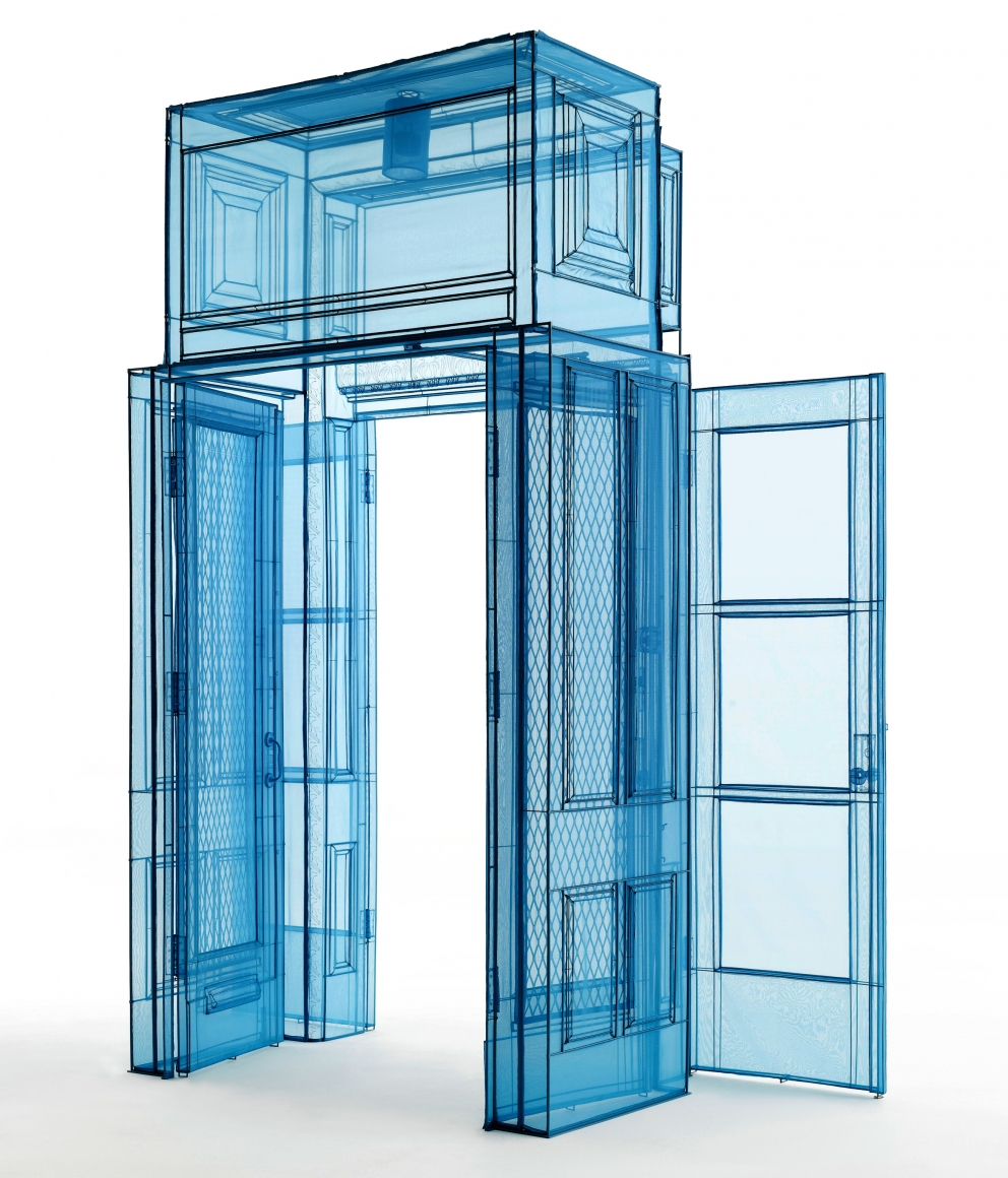 DO HO SUH, Main Entrance, 348 West 22nd Street, New York, NY 10011, USA, 2016